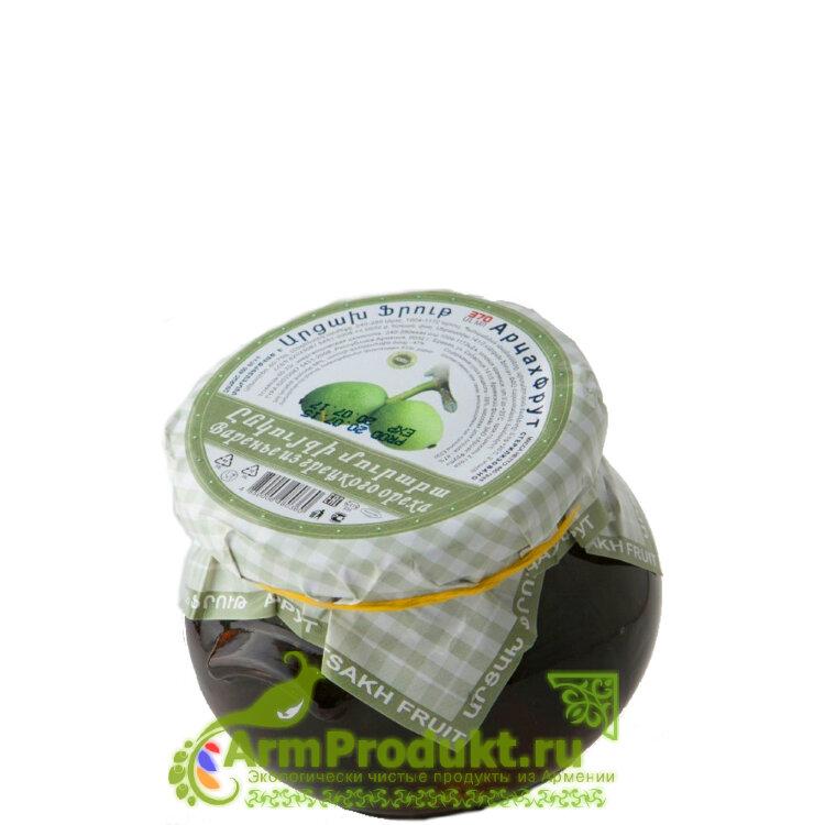 Варенье из грецкого ореха Арцах Фрут 420гр.