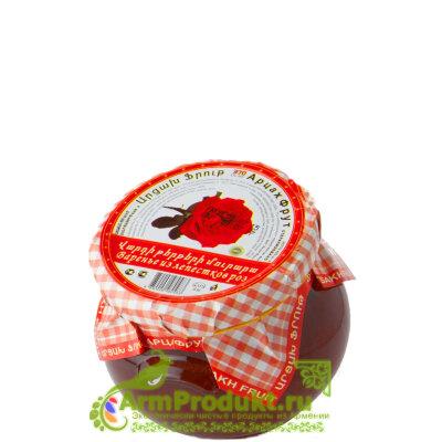 Варенье из лепестков роз Арцах Фрут 420гр.