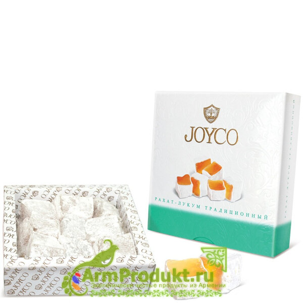 Рахат-лукум традиционный 250 гр.  Joyco