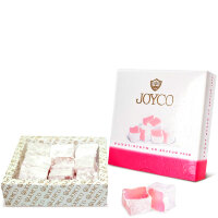Рахат-лукум со вкусом розы 250 гр.  Joyco