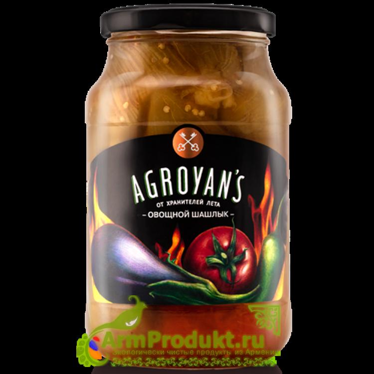 Овощной шашлык 1000гр. ARGOYAN'S
