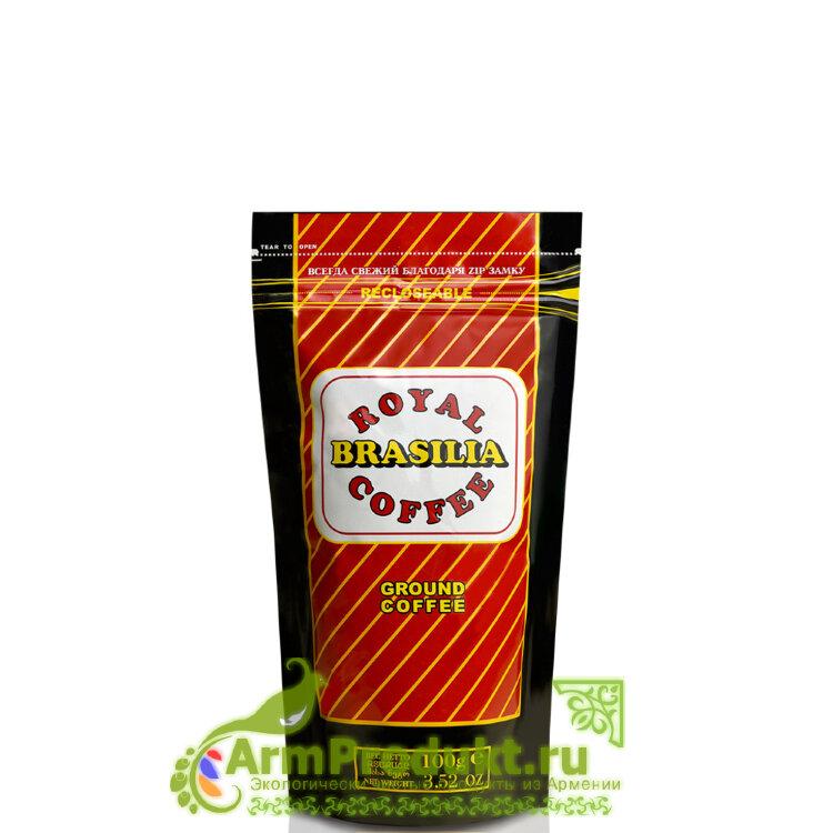 Кофе Роял Бразилия 100гр.