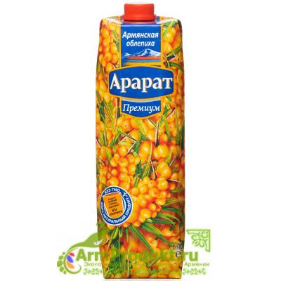 """Облепиховый Нектар """"Ararat Premium"""" 0.97л. Тпа"""