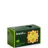 """Чай Зеленый Байховый С Жасмином """"Ararat"""" 25 Пак"""