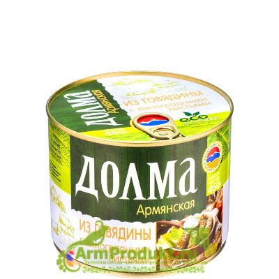 Долма Армянская из Говядины 460г EcoFood
