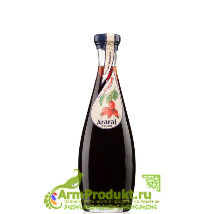 """Нектар Из Шиповника """"Ararat Premium"""" 0,75л. Ст."""