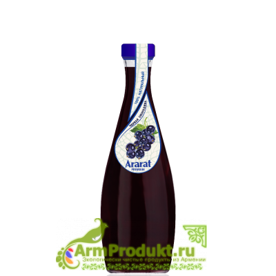 """Нектар Из Черной Смородины """"Ararat Premium"""" 0,75л. Ст."""