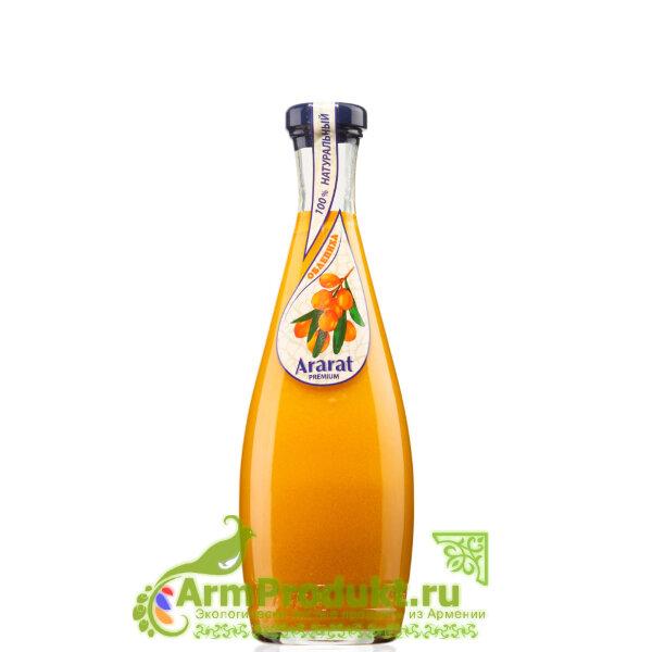 """Облепиховый Нектар """"Ararat Premium"""" 0,75л. Ст."""
