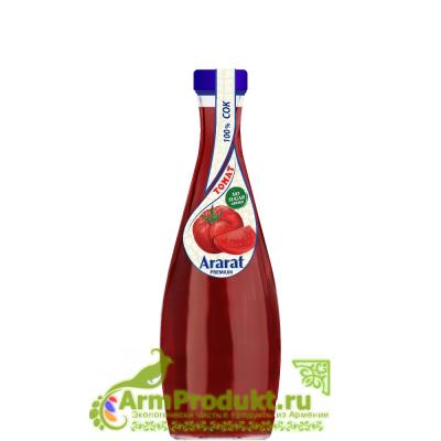 """Томатный Сок Прямого Отжима """"Ararat Premium"""" 0,75л. Ст."""