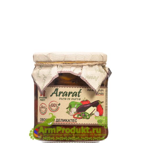 Овощной Деликатес Ararat 450гр.
