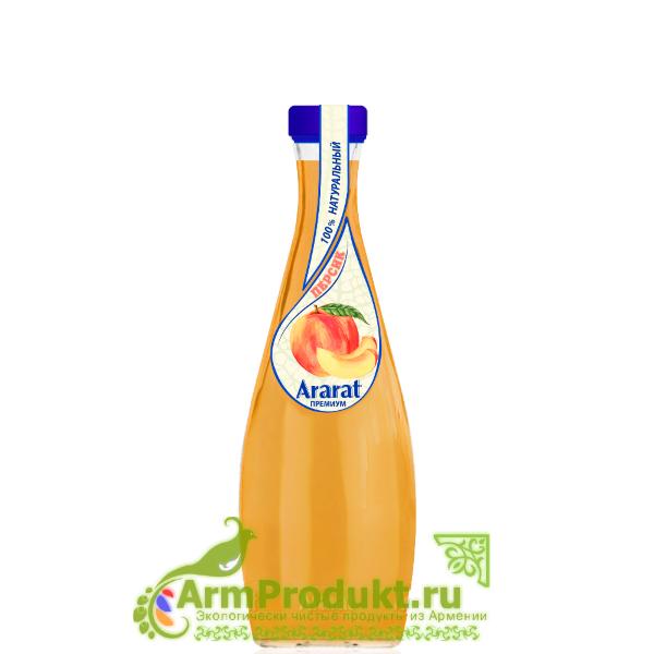 """Персиковый Нектар """"Ararat Premium"""" 0,75л. Ст."""