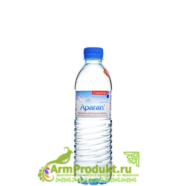 Родниковая вода Апаран 0,5л. пэт