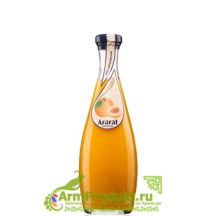"""Абрикосовый Нектар """"Ararat Premium"""" 0,75л. Ст."""