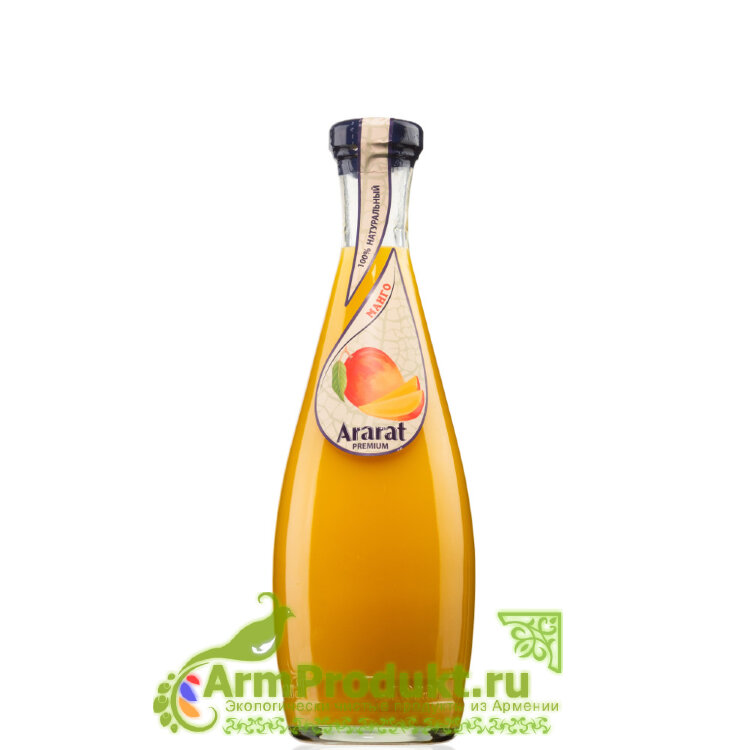 "Нектар Из Манго ""Ararat Premium"" 0,75л. Ст."
