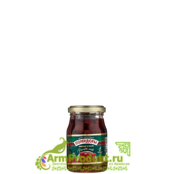 Помидоры вяленые в масле Ecofood 110 гр.