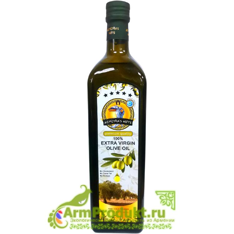 Оливковое масло Экстра Вирджин кислотность 0,2% - 1л. Дары Деметры