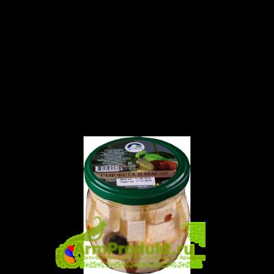 Сыр Фета в Масле ЭКОКАТ 350гр.
