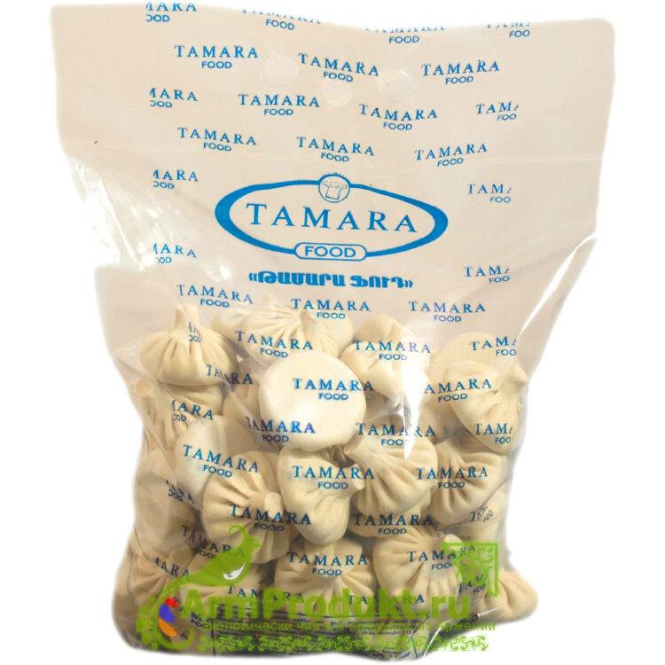 Хинкали 4кг. Tamara Food