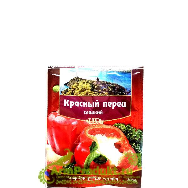 """Красный перец сладкий молотый 30 гр """"Ван"""""""