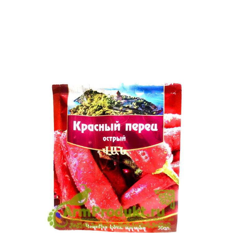 "Красный перец острый молотый 30 гр ""Ван"""