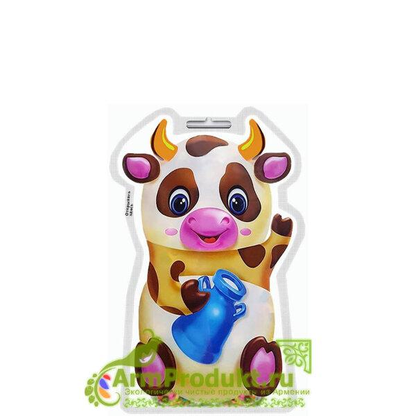 Шоколадные молочные драже «Коровка» 150г Grand Candy