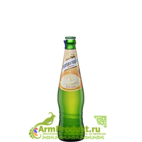 Лимонад Натахтари Крем-сливки стекло 0,5л.