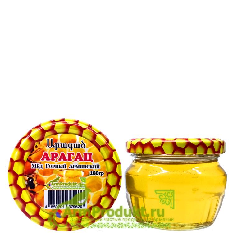 Мёд Горный Армянский 180гр.
