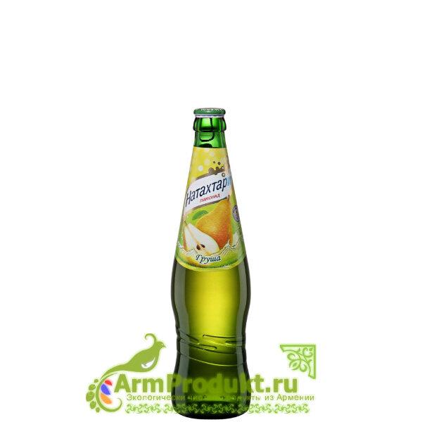 Лимонад Натахтари Груша стекло 0,5л.
