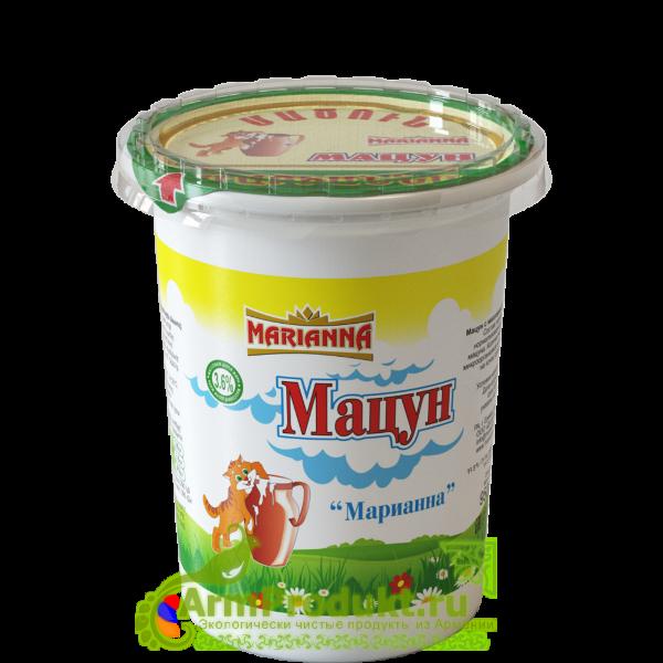 Мацун 3.6% Марианна 950 гр.