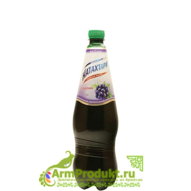 Лимонад Натахтари Саперави ПЭТ 1л.