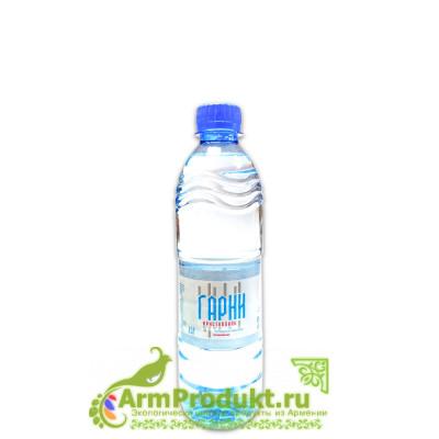 Родниковая вода Гарни 0.5л. пэт